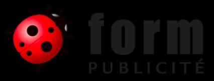 Form Publicité