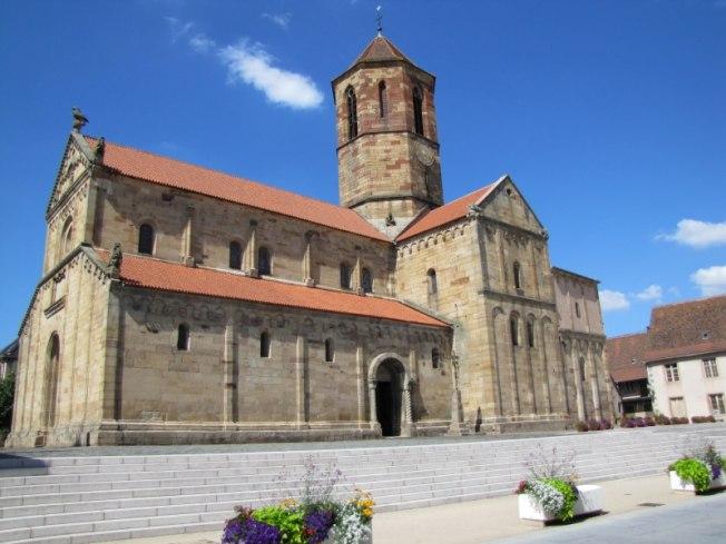 Eglise de Rosheim